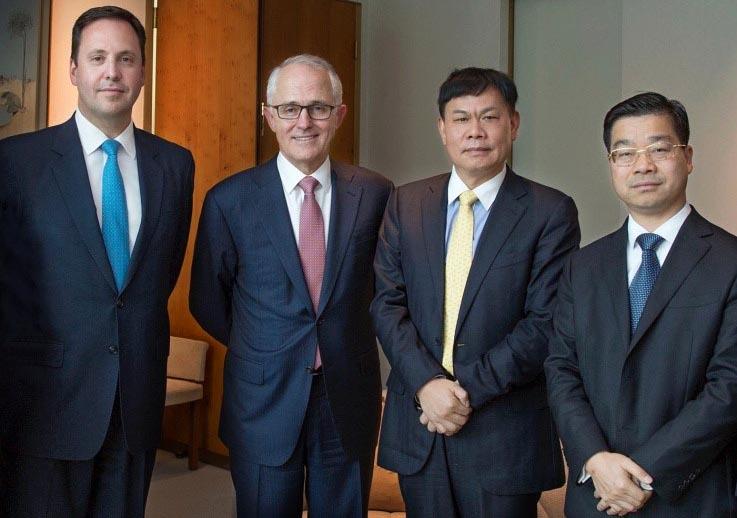 澳总理会见宋城演艺董事长,澳洲传奇提速有望