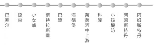 维京游轮:欧洲内河游开航 专为中国游客定制