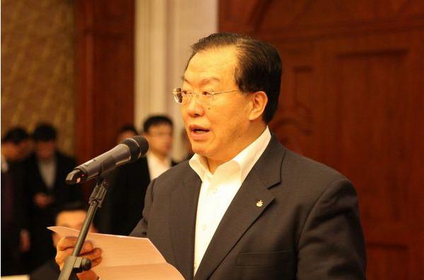 张学武:中国旅游集团构想,目标指向500强