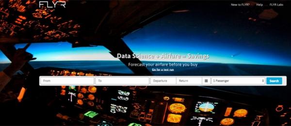 Flyr:机票分析与预测公司获800万美元A轮