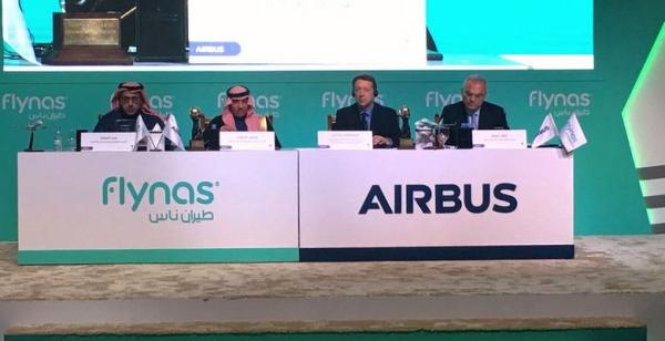 Flynas:沙特廉价航空订购120架A320neo客机