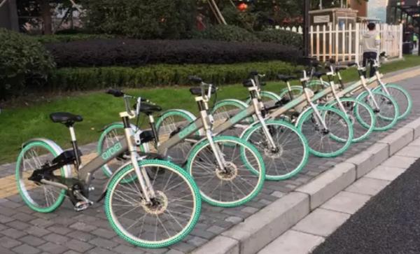 骑呗单车:完成1亿元A轮融资 进军三晋