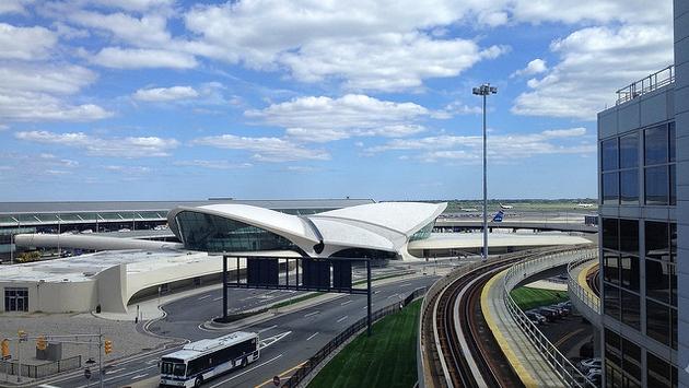 肯尼迪机场:欲重振雄风 将耗资100亿美元大修
