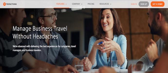 TripActions:获1460万美元A轮 拓展差旅业务