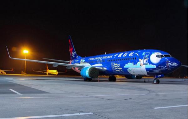 十强:全球国家印象彩绘飞机 包头号获桂冠