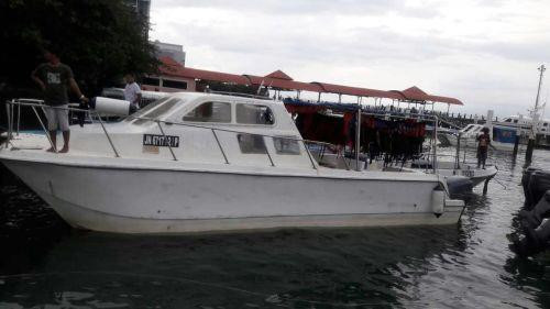 马来西亚沉船:20名中国游客和2名船员获救