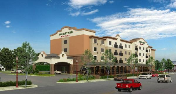 万豪:1800万美元出售沃斯堡一家万怡酒店