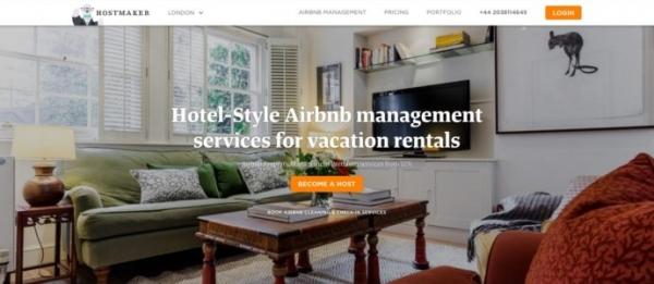 Hostmaker:Airbnb服务管理公司完成A轮融资