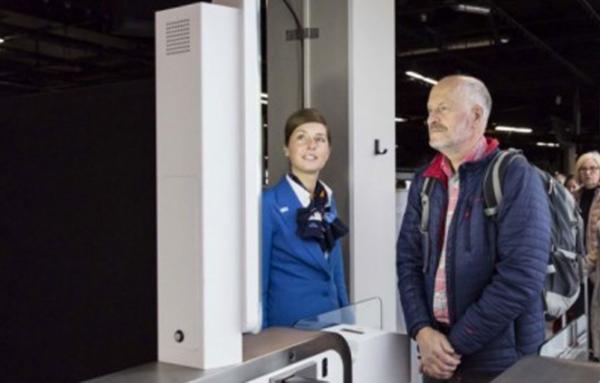 荷兰皇家航空:测试面部扫描 加速旅客登机