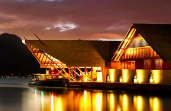 马化腾:参与收购Bora Bora的四季度假酒店