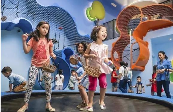 新华联:进军儿童乐园领域 欲分羹宝贝经济