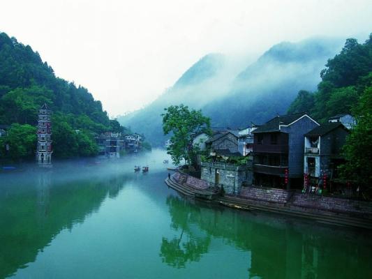 湖南:上半年团体游人均消费同比增长51.6%