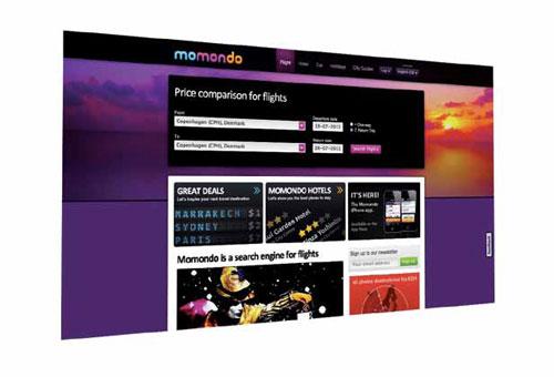 Priceline:5.5亿美元收购元搜索Momondo