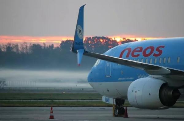众信旅游:携意大利NEOS 打造欧洲定期航班