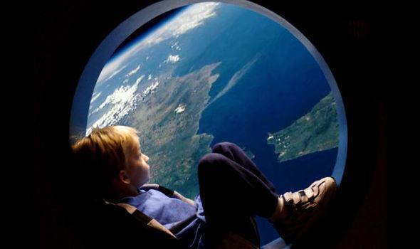 英国:或将在三年内拉开商业太空旅游序幕
