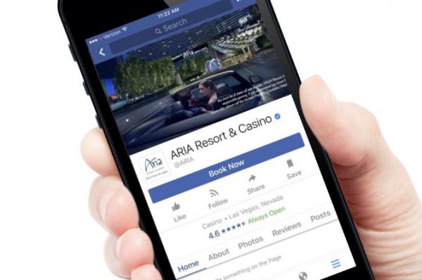Facebook:重磅推出城市向导 步步深入旅游业