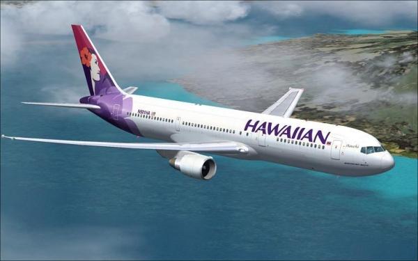 夏威夷航空:加入IAGOS气候监测项目 全美首家