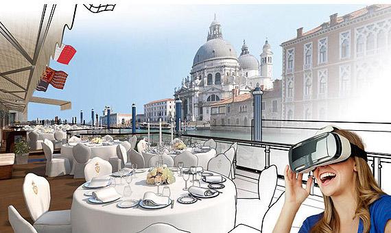 万豪:VPViewer App引领会展业务VR技术风潮