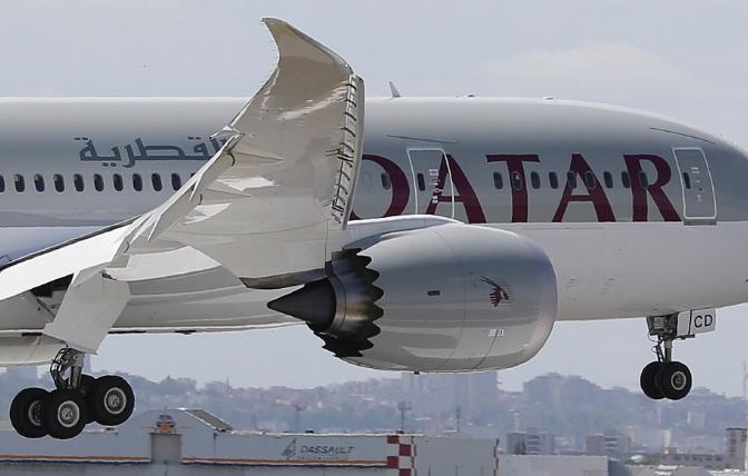 科技友好型航司榜单:卡塔尔航空排名第一