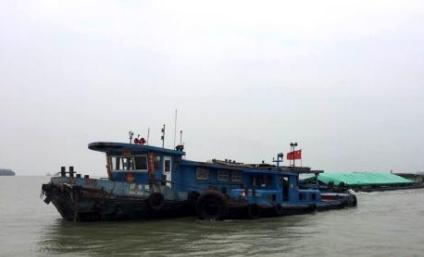 中国:取消内河船舶进出港签证 实施报告制度