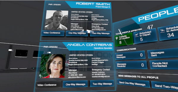 Concur:探索商旅市场VR技术 介绍3D模拟