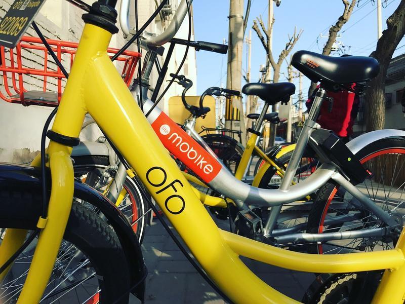 上海共享单车:车辆需上牌 并为用户买意外险