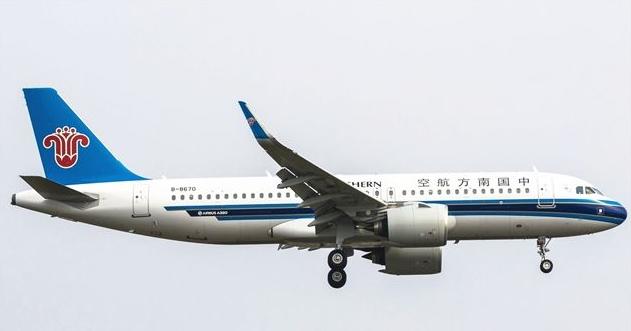 2月:国内航司新15架飞机 南航接3架A320neo