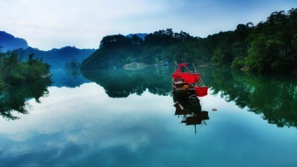 广之旅:国庆黄金周结束,旅游市场全线飘红
