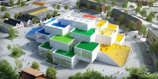 乐高:丹麦乐园要开了,还要进军装配式建筑