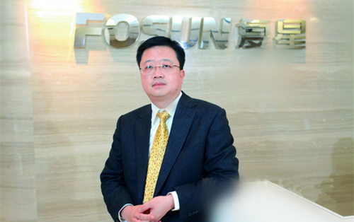 复星集团:CEO梁信军辞职,郭广昌发信祝福