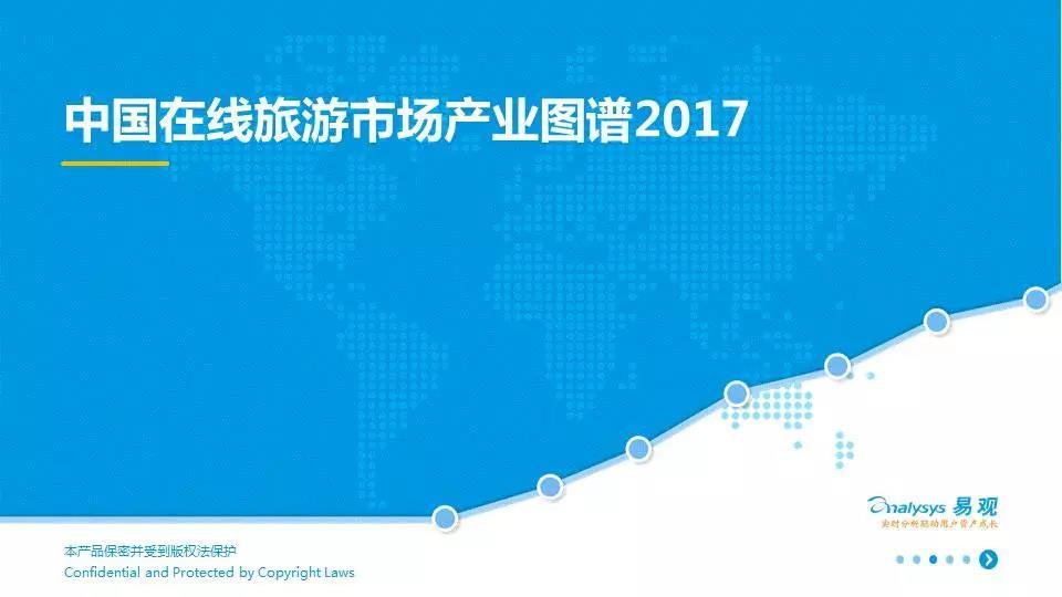 易观智库:中国在线旅游市场产业图谱2017