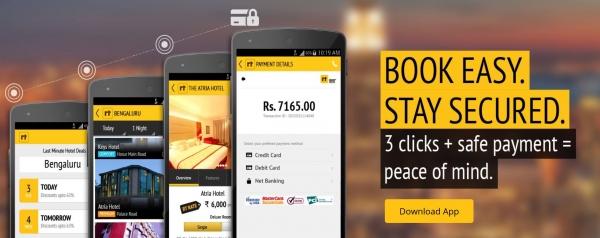 RoomsTonite:印度最后一刻酒店预订商疑倒闭