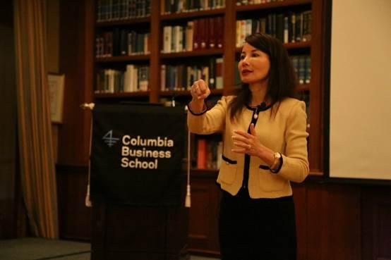 孙洁:哥伦比亚大学演讲,携程大象起舞