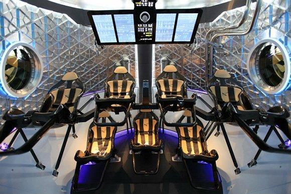 太空旅行:即便不是触手可及 也已经正在路上