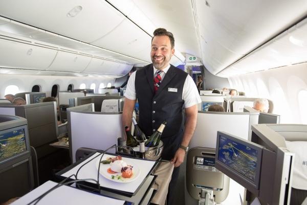 英国航空:将斥资4.95亿美元 提升高端体验
