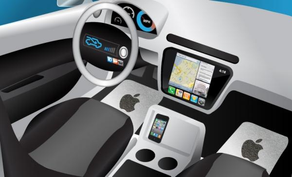 苹果:与赫兹合作进行自动驾驶汽车试验