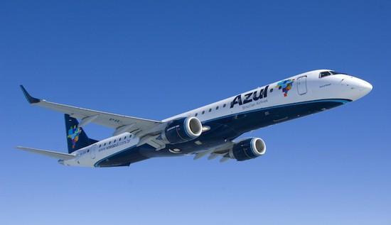 巴西:第三大航空公司Azul,首次公开上市