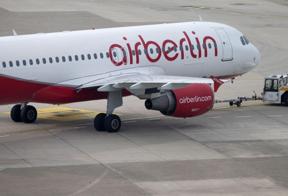 柏林航空:申请破产 汉莎欲收购其部分业务