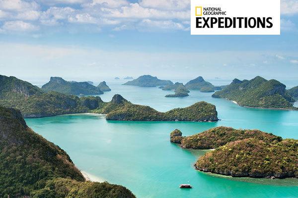 国家地理探险:收购Global Adrenaline旅行社