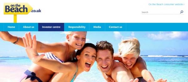 OnTheBeach:英OTA1200万英镑收购Sunshine