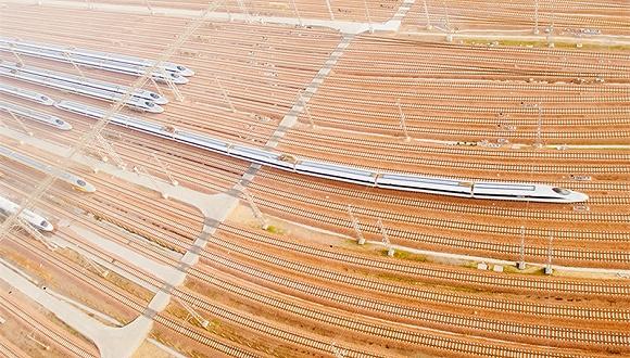 宝兰高铁:陕西段联调联试 丝路高铁开通在即