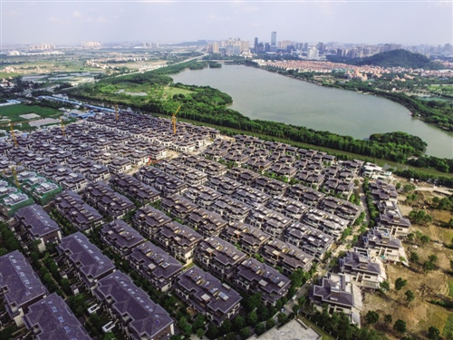 华侨城:去地产化实验 从主题公园到全域旅游