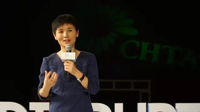 华住CEO张敏:技术推进酒店业持续发展