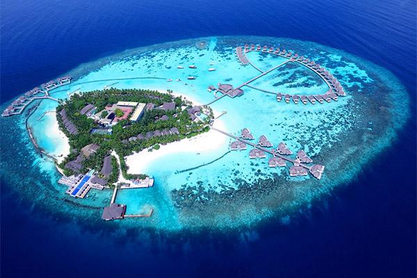 蚂蜂窝:发布2017马尔代夫最受好评岛屿排名
