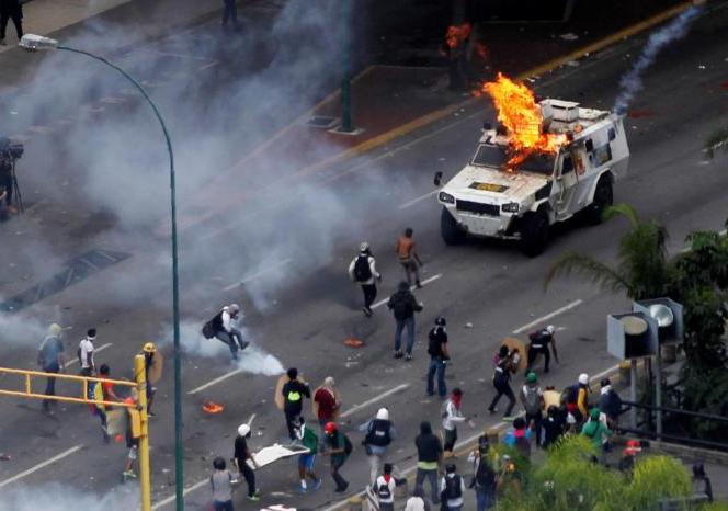 国家旅游局:提醒赴委内瑞拉中国游客注意安全