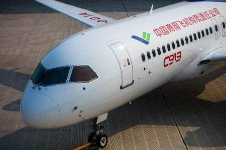 中俄:国际商用飞机有限责任公司挂牌成立