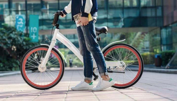 哈罗单车:共享单车平台获数亿元B+轮投资