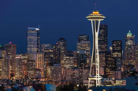 西雅图:将投资1亿美元改造地标建筑太空针塔