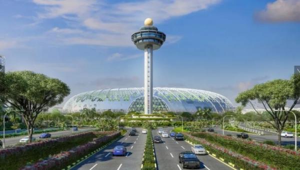 樟宜机场:世界最佳机场将斥资17亿美元扩建