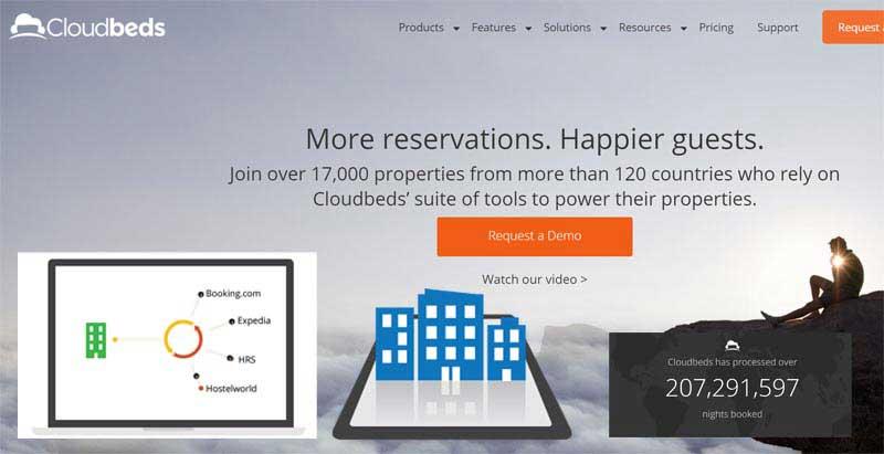 Cloudbeds:融资900万美元 提振酒店科技平台
